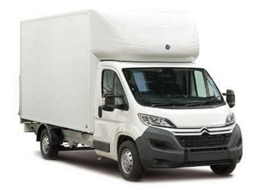 Citroen Relay Luton Vans by Quadrant Vehicles