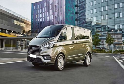 Ford Transit Custom DDCIV by Quadrant Vehicles