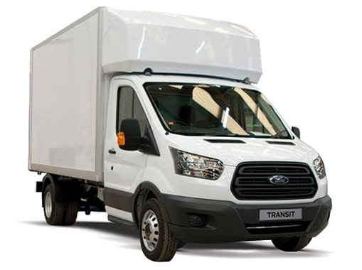 Ford Transit Luton Van by Quadrant Vehicles
