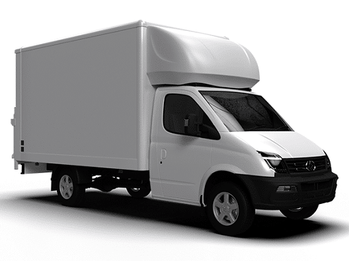 LDV V80 Luton Van by Quadrant Vehicles