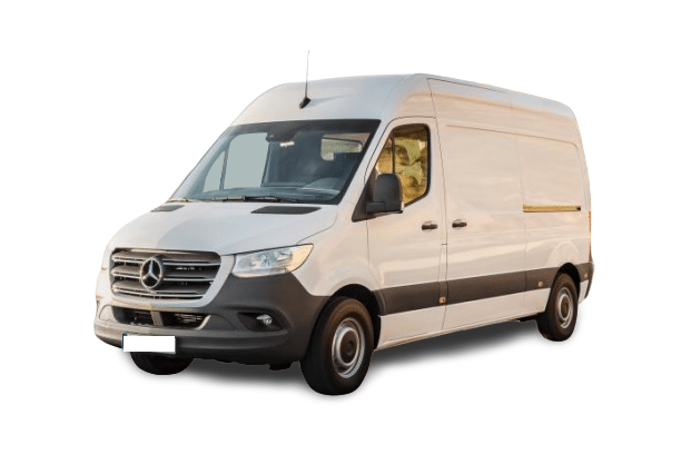 Mercedes Sprinter by Quadrant Vehicles
