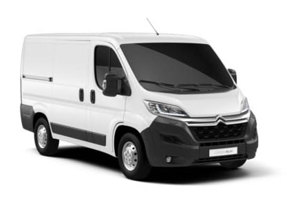 New Citroen Relay by Quadrant Vehicles