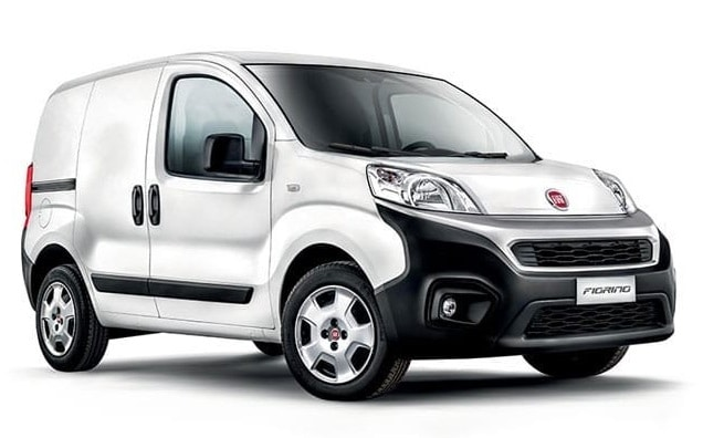 New Fiat Fiorino Van by Quadrant Vehicles