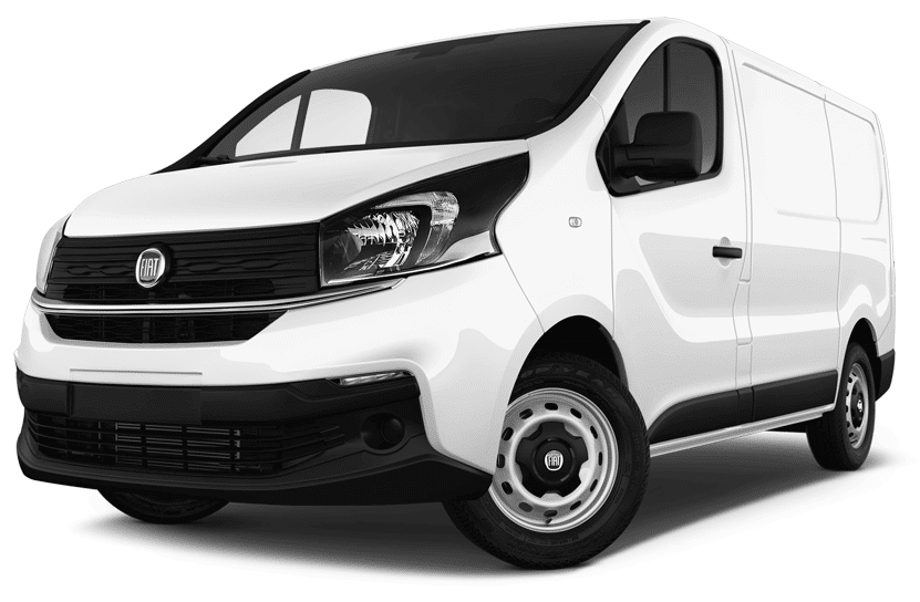 New Fiat Talento Van by Quadrant Vehicles