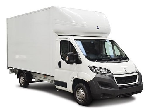 Peugeot Boxer Luton Vans by Quadrant Vehicles