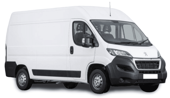 Peugeot Boxer Van by Quadrant Vehicles