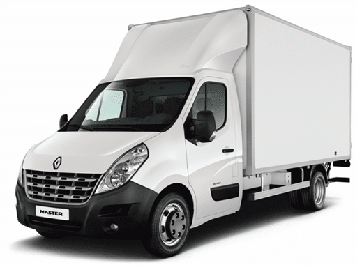 Renault Master Luton Van by Quadrant Vehicles