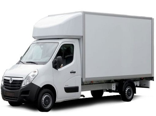 Vauxhall Movano Luton Van by Quadrant Vehicles