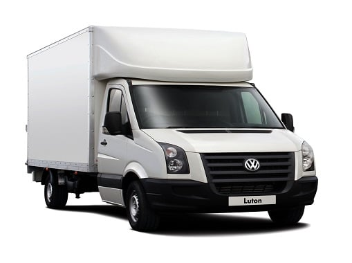 Volkswagen Crafter Luton Van by Quadrant Vehicles