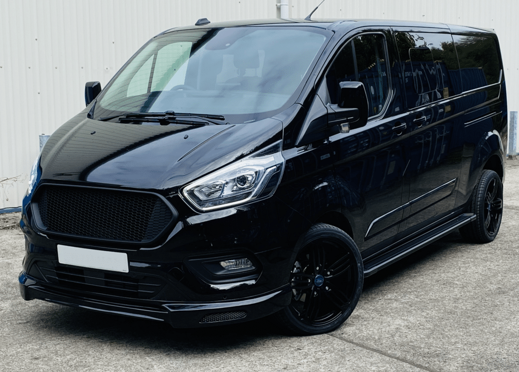 Ford Custom DCIV 185ps Auto Q Sport Black Edition by Quadrant Vehicles