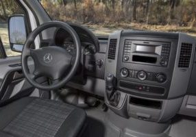 Choosing a Van Configuration by Quadrant Vehicles