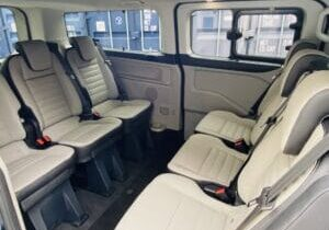 Ford Custom Tourneo Q Sport - Internal View - By Quadrant Vehicles