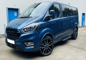 Ford Custom Tourneo Q Sport - Main View - By Quadrant Vehicles