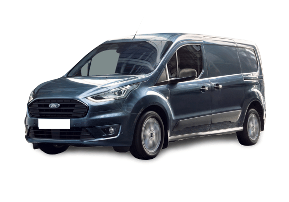 Ford Transit Connect Van by Quadrant Vehicles