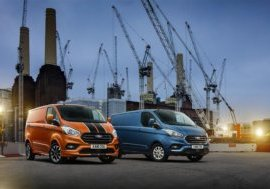 Ford Transit Custom Updates by Quadrant Vehicles