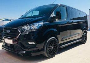 New Ford Transit Custom Black DCIV 2