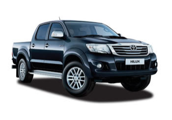 New Toyota Hilux Invincible