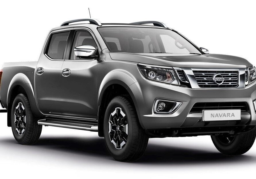 Nissan Navara by Quadrant Vehicles