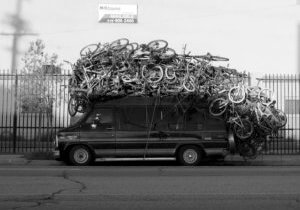 Overloaded Van by Quadrant Vehicles