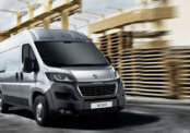 Peugeot Boxer by Quadrant Vehicles