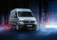 Volkswagen Crafter by Quadrant Vehicles